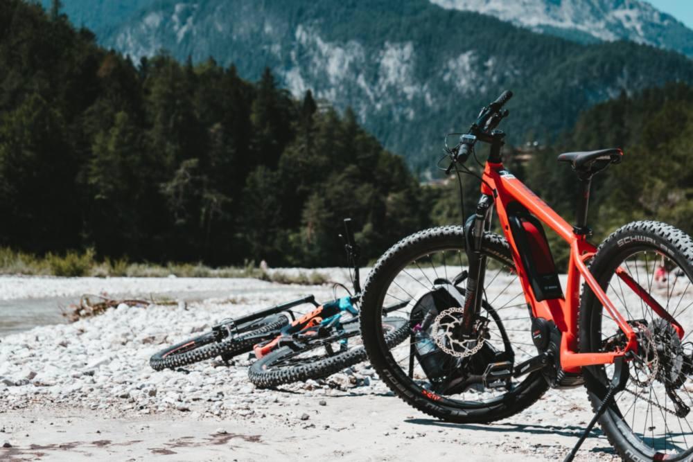 Električna kolesa za kolesarjenje z manj napora